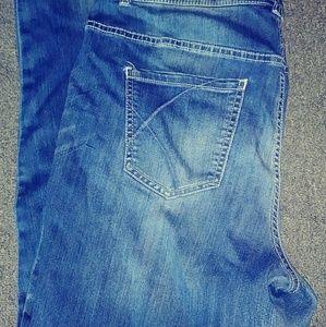 Lane Bryant jeans 18 reg